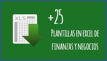 Plantilas en excel de negocios y finanzas